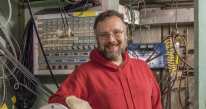 Lee Bernstein, NSSC Nuclear Data Focus Area Lead, featured in Berkeley lab news